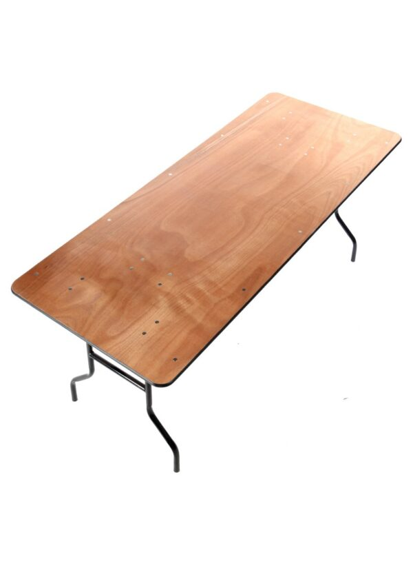 Table Rectangulaire 8 pieds Location [tag]
