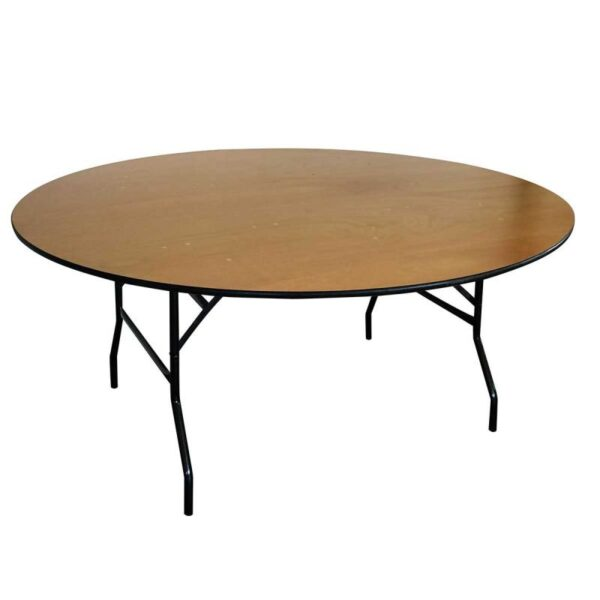 Table ronde 60″ Location [tag]
